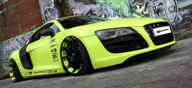 XXX Performance Audi R8 5.2 FSI quattro