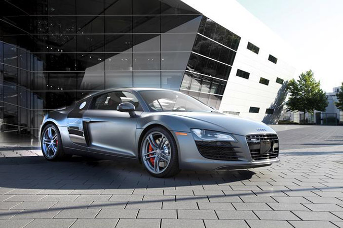 Audi R8 Exclusive Selection Editions