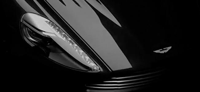 Aston Martin Vanquish Super GT