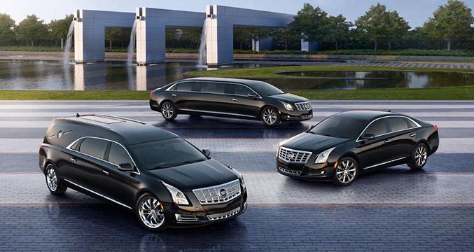 Cadillac XTS Livery Sedan