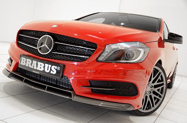 2013 BRABUS Mercedes-Benz A-Class