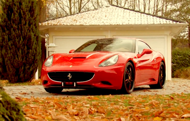CDC Ferrari California