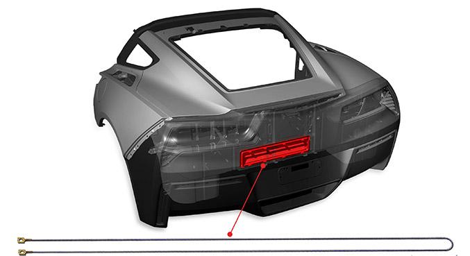 2014 Chevrolet Corvette Smart Material