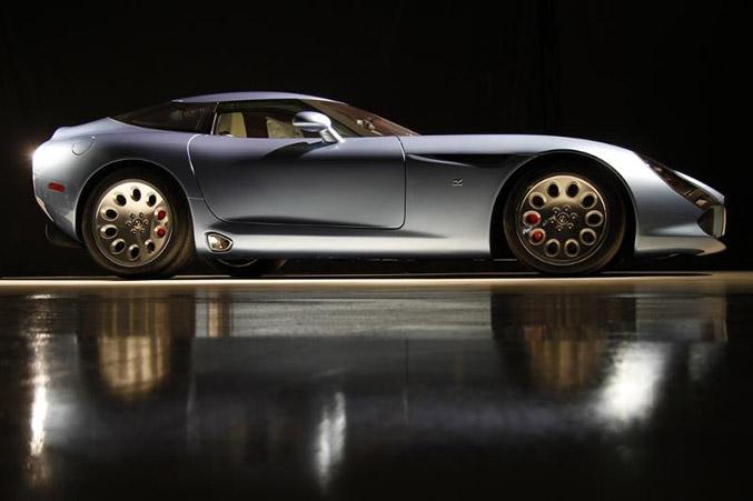 ALFA Romeo Zagato Stradale TZ3s