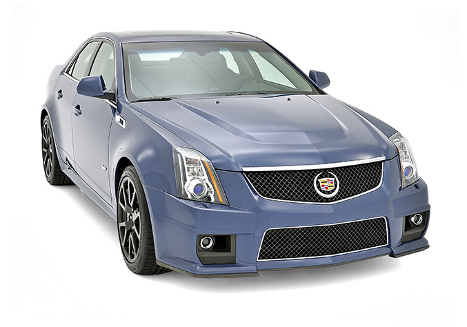 CTS-V Coupe