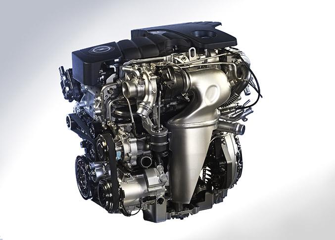 Opel 1.6 CDTI ECOTEC