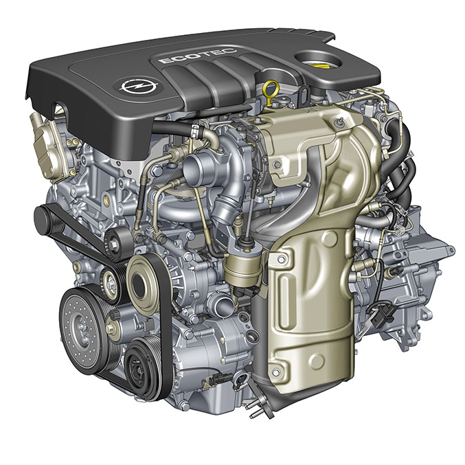 Opel Zafira Tourer 1.6 CDTI ECOTEC