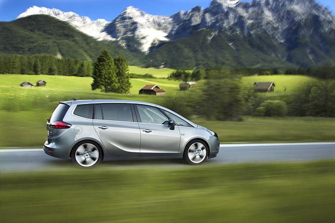 Opel Zafirer Tourer