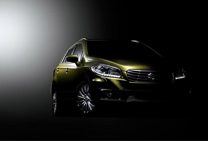 Suzuki C Segment Crossover