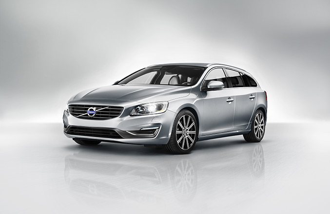 Volvo V60 Sports Wagon 2014