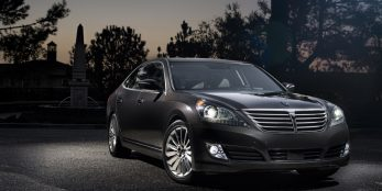 thumbnail 2014 Hyundai Equus