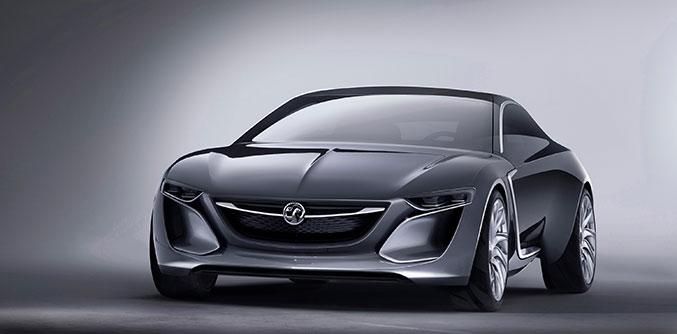 Opel-Vauxhall Monza Concept