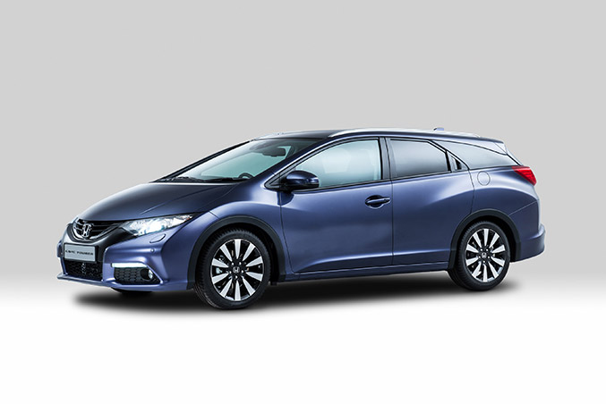 2014 New Honda Civic Tourer