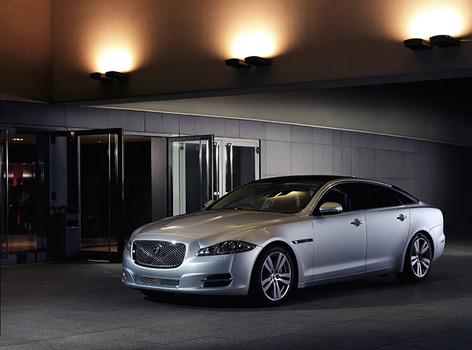 2014 Model Year Jaguar XJ