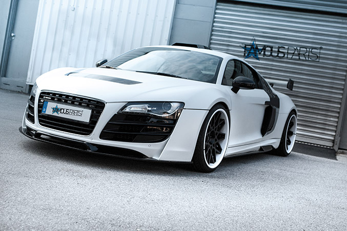 Audi R8 Wide body PD GT-850