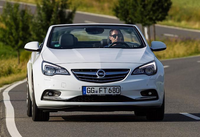 Opel Cascada 147kW 200hp