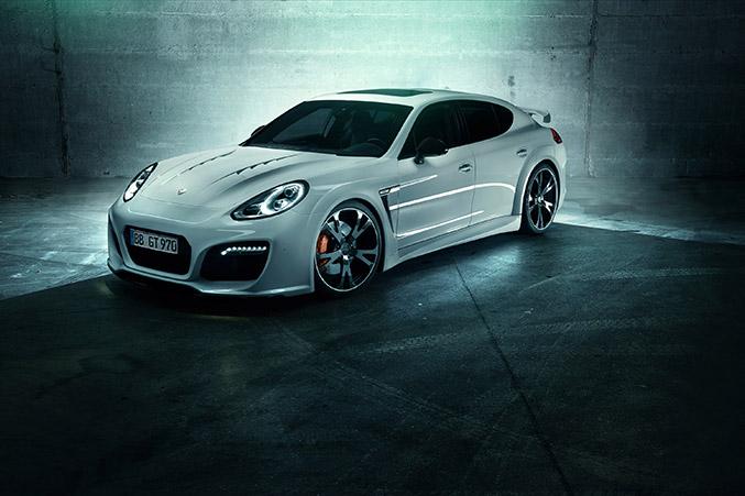 2013 Techart Porsche Panamera Grand GT