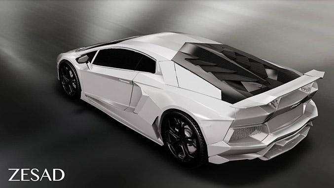 ZESAD VENTO GT3