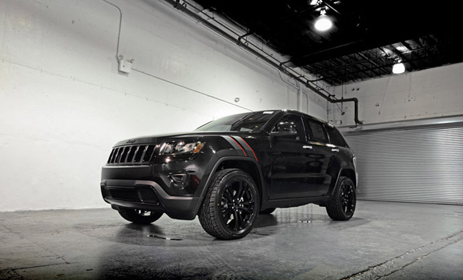 2014 D2Edition Jeep Grand Cherokee