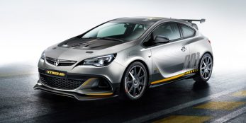 thumbnail Full Reveal Of Vauxhall Astra VXR EXTREME Concept