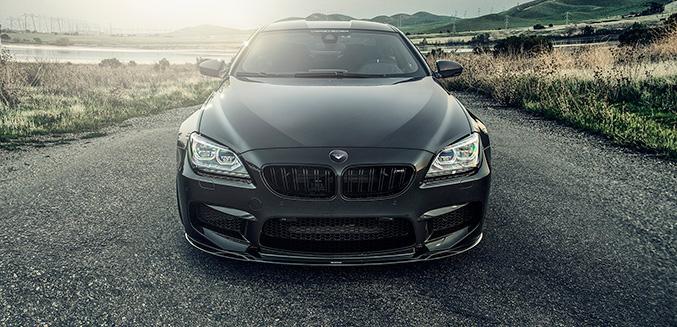 2014 Vorsteiner BMW F13 M6 Front