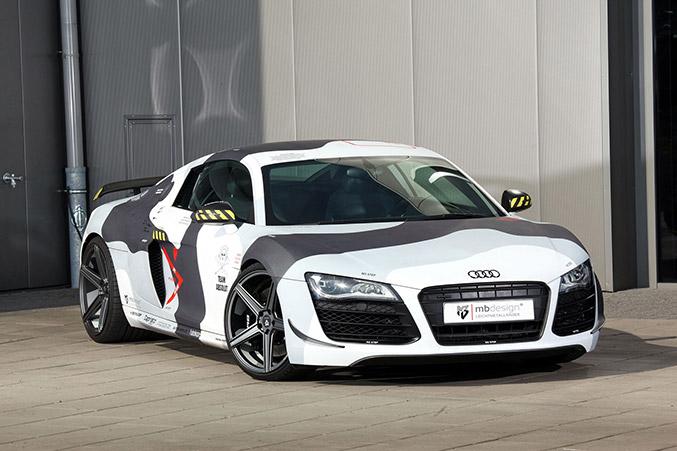 2014 mbDESIGN Audi R8 Front