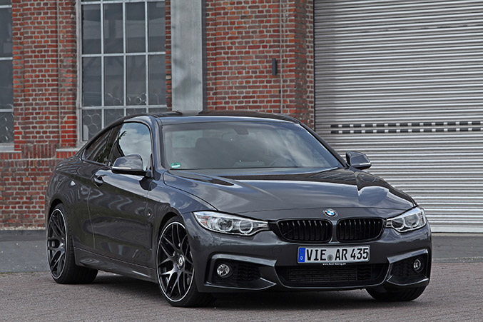 2014 BEST-TUNING BMW 435IX Front Angle