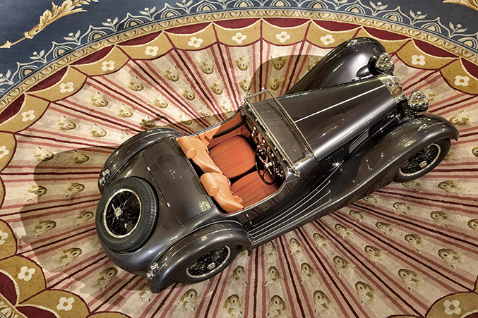 Atalanta Motor Car