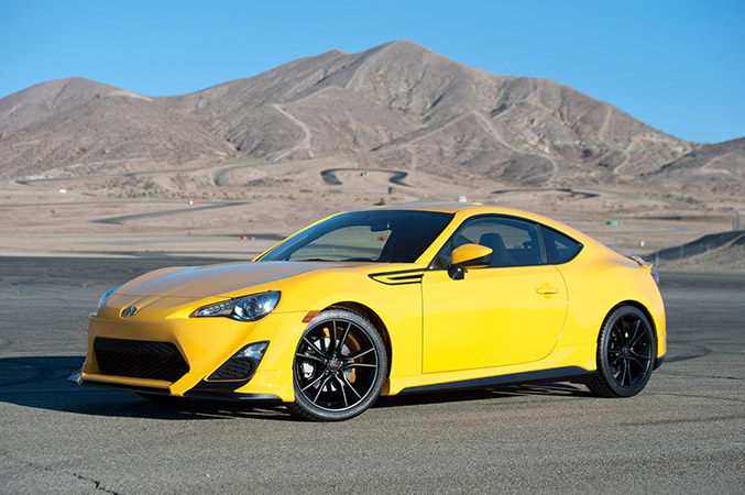 2015 Scion FR-S Release Series 1.0 Front