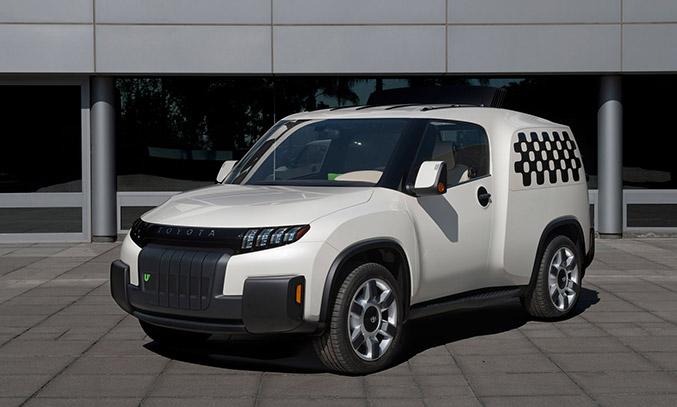 2015 Toyota U2 Concept