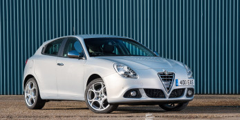 thumbnail Alfa Romeo Giulietta Business Edition