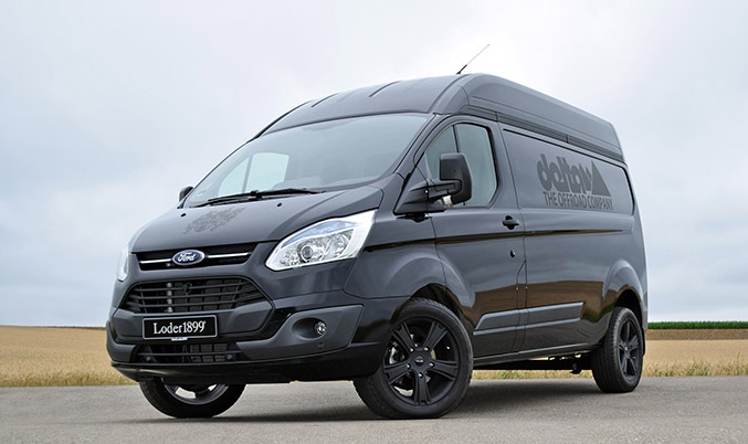 2014 Loder1899 Ford Transit Custom