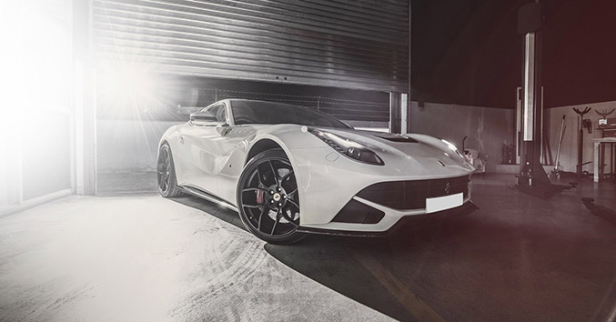 2014 PP-Performance Ferrari F12 Berlinetta Front Angle