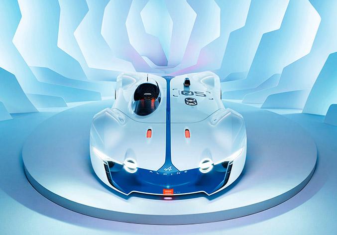 2015 Alpine Vision Gran Turismo Front Angle