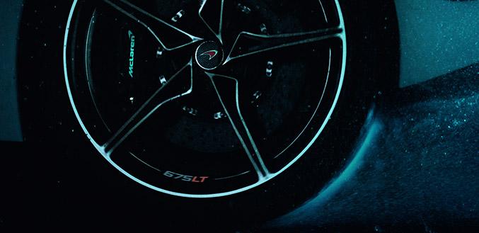 2015 McLaren 675LT Wheel