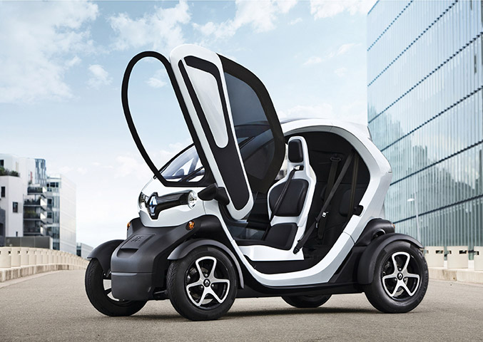 2015 Renault Twizy 45 Front Angle