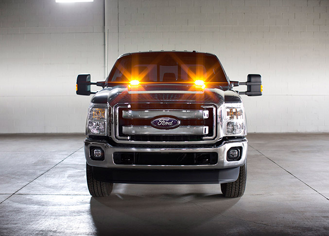 2016 Ford F-Series Super Duty Trucks Front