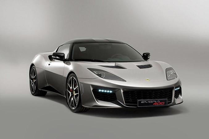 2016 Lotus Evora 400 Front Angle