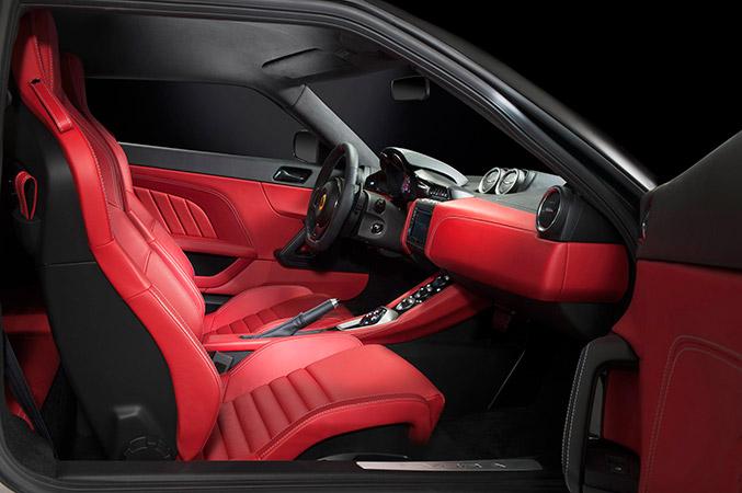 2016 Lotus Evora 400 Interior