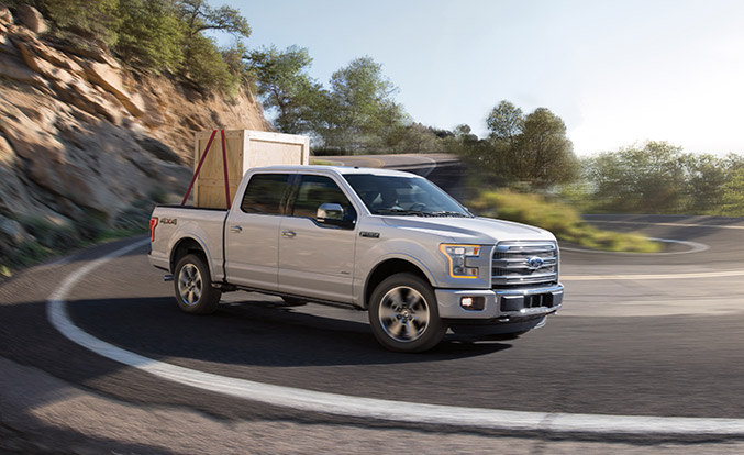 Ford F-150 Performance Enhanced by new Sport Mode