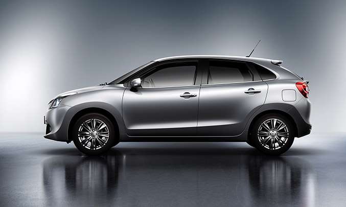 Suzuki Baleno Hatchback to Debut at the 66th IAA Frankfurt Motor Show