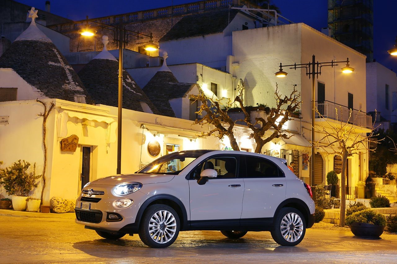 thumbnail Fiat 500X Set for 200bhp Abarth Makeover