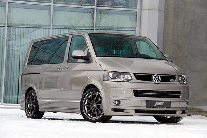 2015 ABT Volkswagen T5 Front Angle