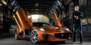 thumbnail Spectre's Jaguar C-X75 to Make Public Debut at London's Lord Mayor's Show Parade