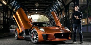 thumbnail Spectre's Jaguar C-X75 to Make Public Debut at London's Lord Mayor's Show Parade