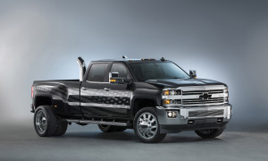 thumbnail Silverado 3500HD Kid Rock Concept Celebrates Freedom