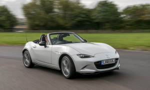 thumbnail Mazda Reveals All-New Mazda MX-5 Sport Recaro Limited Edition