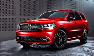 thumbnail 2016 Dodge Durango continues as Large SUV Best Buy for fourth consecutive year