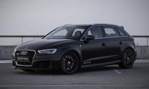 thumbnail MTM Audi RS3 8V Breaks 300 km/h Barrier