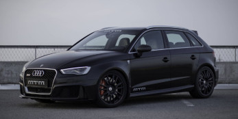 thumbnail MTM Audi RS3 8V Breaks 300 km/h Barrier